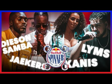 Youtube: Kanis x Jaekers x Dieson Samba x Lyms – Red Bull Spinner