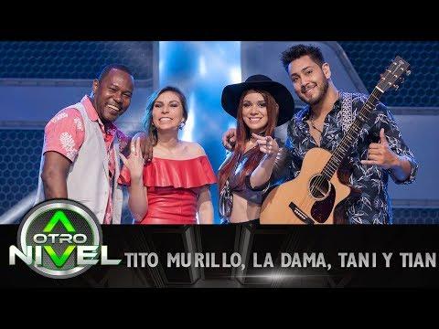 'Oh que será'- Tani, Tito M., Tian y La Dama - Fusiones | A otro Nivel
