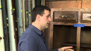 How To Install A Kitchen Cabinet Pull-out