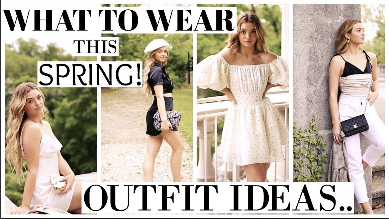 Spring Outfit Ideas 2019 | Paris Style! 1