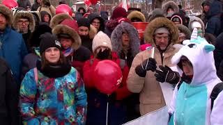 """""""Забастовка избирателей"""": Новосибирск"""