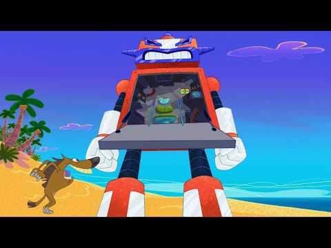 Zig & Sharko 🤖ROBOT ZIG🤖 Full Episodes in HD