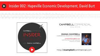 Insider 002: Hapeville Economic Development, David Burt