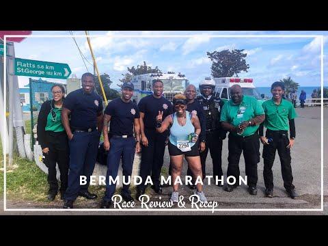 Bermuda Marathon Race Review & Recap | AlexandriaWill