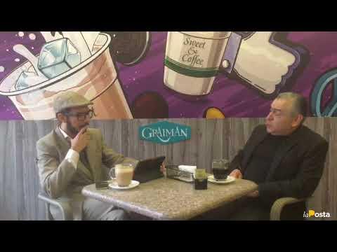 News And Coffee: Santiago Nieto