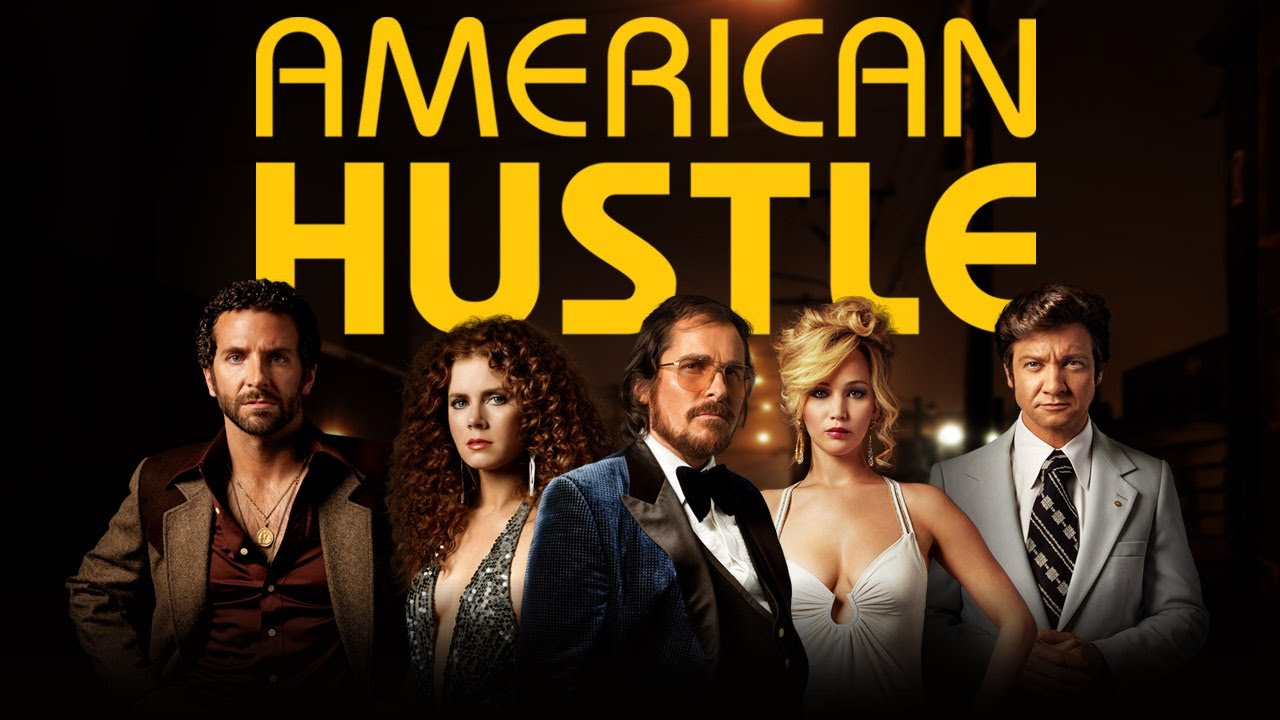 American Hustle - L'apparenza inganna - Trailer Italiano Ufficiale #1 [HD]