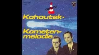 Kraftwerk - Kohoutek-Kometenmelodie (Full 7-Inch EP) [1973]