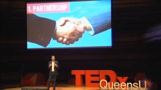Three things I learned about disruptive innovation as an UberX driver | Ted Graham | TEDxQueensU