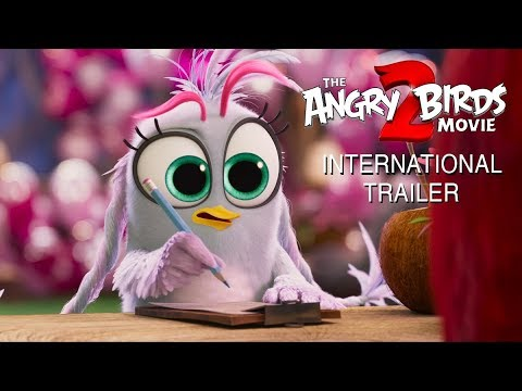 The Angry Birds Movie 2 International Trailer Youtube