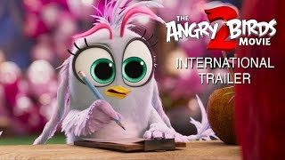 The Angry Birds Movie 2 - International Trailer