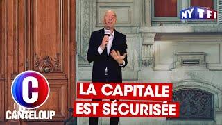 Alerte Hidalgo lache les tigres dans Paris - C'est Canteloup du 28 novembre 2017