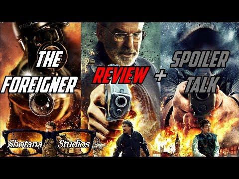 The Foreigner   Spoiler Free Review +⚠️SPOILER TALK⚠️  Shotana Studios