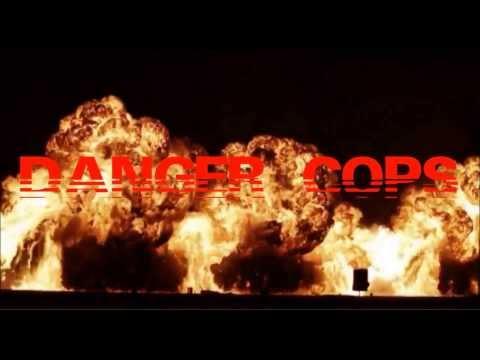 Danger Cops - Deluxe Opening Credits Sequence