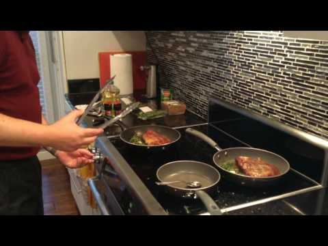 Kooking with Kelley EP01 - Steak with Garlic Butter