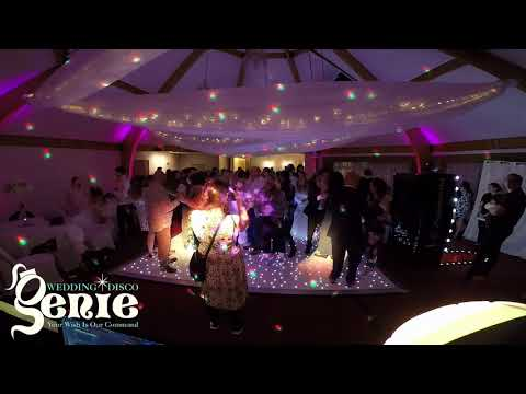 Wedding Disco Genie - Matt & Shell's First Dance