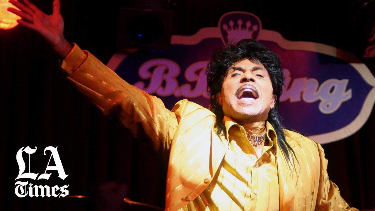 Little Richard, flamboyant and influential rocker, dies at 87