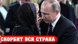 БОЖЕ МОЙ! КАКОЕ ГОРЕ... Ушла из жизни Известная Актриса и Народная Артистка России