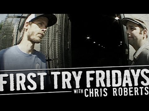 Chris Roberts  First Try Friday