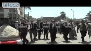 الدكتور أيمن عبد المنعم محافظ سوهاج يقوم بجولة تفقدية مفاجئة بشوارع مدينة المنشاة
