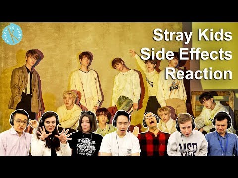Classical Musicians React: Stray Kids 'Side Effects'