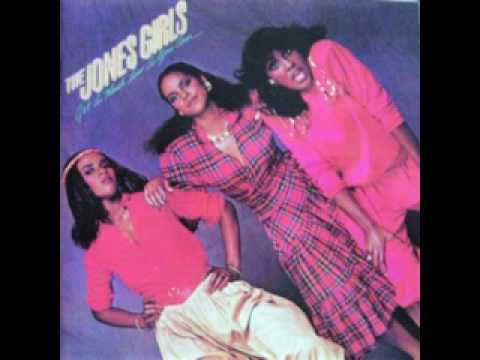 The Jones Girls - Get As Much Love As You Can.wmv