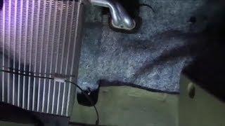 2008 Honda Civic AC Expansion Valve  & Evaporator