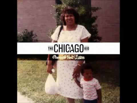 BJ The Chicago Kid ft. Kendrick Lamar- The World Is A Ghetto -