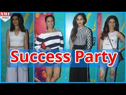Celebs party hard with Ekta Kapoor at 'Lipstick under My Burkha' success bash