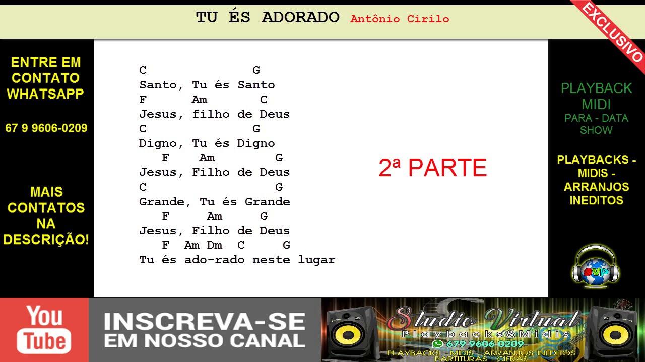 CIRILO DEUS DE MILAGRES ANTONIO BAIXAR CD