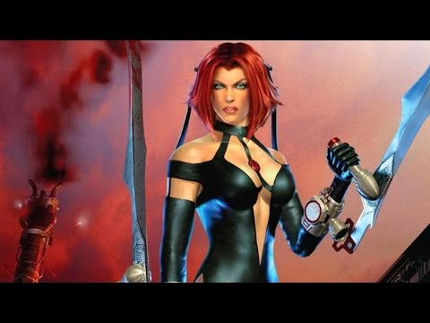 Top 10 Sultry Video Game Vampires