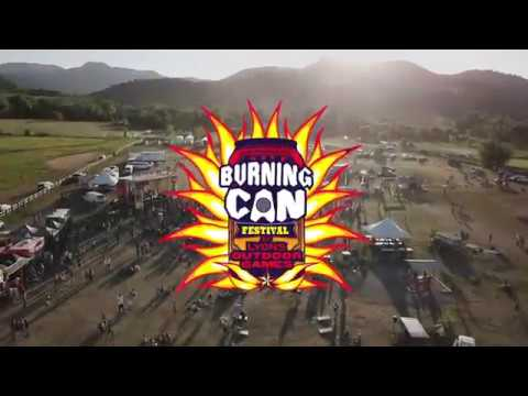 Highlights: 2018 Burning Can Fest at the Lyons Outdoor Games.