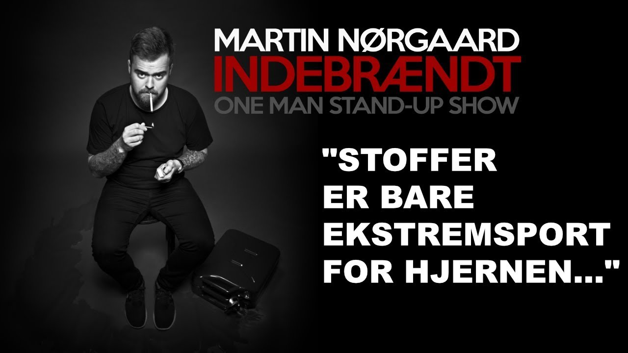 Martin n rgaard indebr ndt stoffer youtube for Martin stoffer