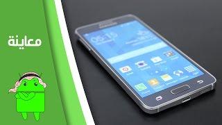 معاينة جهاز الـ Samsung Galaxy Alpha