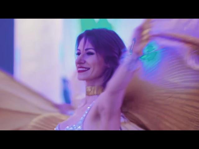 Pokaz tańca na weselu - 100% Samba Show