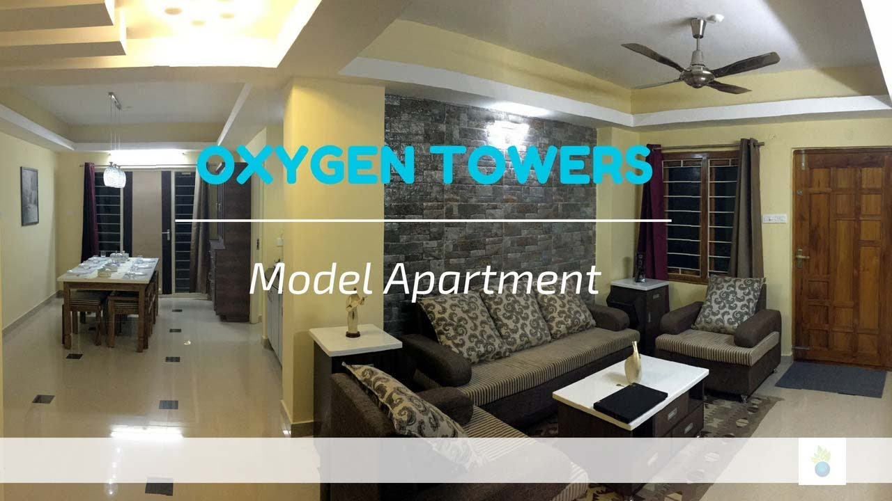 Oxygen Towers Model Apartment Youtube