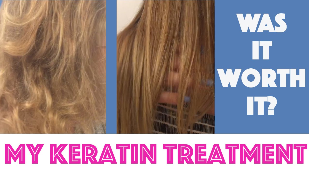 Keratin Hair Treatment Review Before After Coppola Express