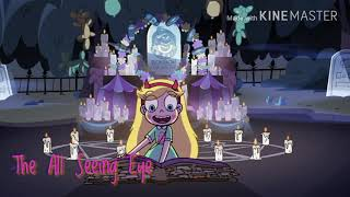 Queen Eclipsas spells Star vs the Forces of Evil