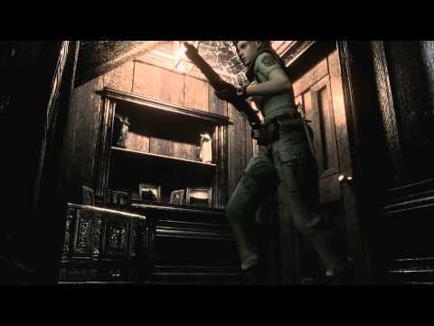 Resident Evil HD Pt. 11 control room key