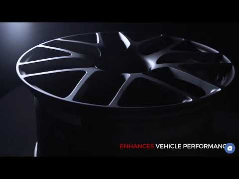audiocityusa TSW Alloy Wheels What is Rotary Forging ® Wheel Technology