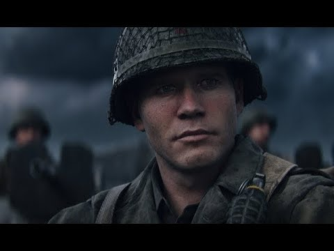 """Video ufficiale del personaggio """"Red"""" Daniels di Call of Duty®: WWII [IT]"""
