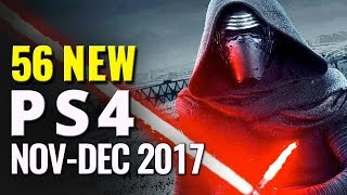 PlayStation Playscore Scoop November and December 2017 | 56 Best New PS4 and PS Vita games reviewed