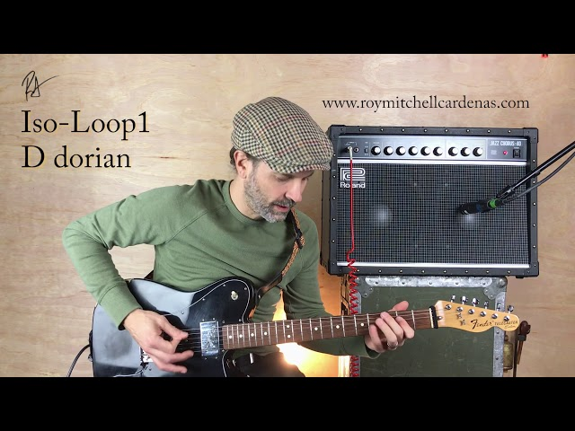 Iso Loops 1 | D Dorian Minor | Improvisation