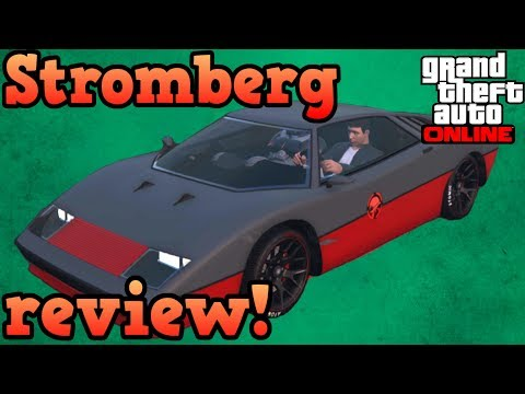 Stromberg review! - GTA Online guides
