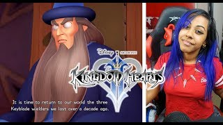 Thankful Kingdom Hearts Stream!!