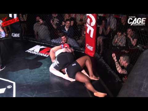 UCC 14 - Javonne Morrison vs. Simon Holmes (UCC Amateur Featherweight Title)