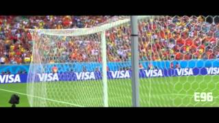 Nederland Spanje 1-5 - The Revenge - World Cup 2014 - HD 720P