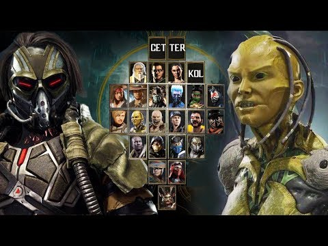 MORTAL KOMBAT 11 - FULL CONFIRMED ROSTER w EVIDENCE!? (25 CHARACTERS) thumbnail