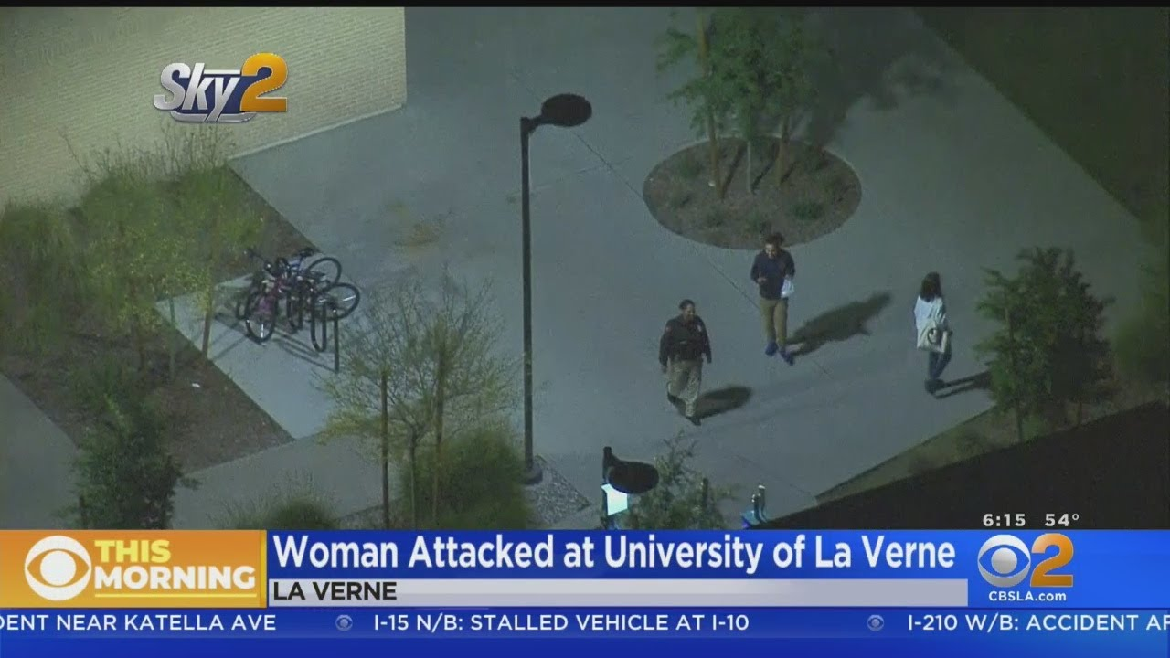 La Verne Student Reports Being Attacked By Masked Man