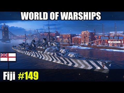 Fiji - World of Warships (Wows) Gameplay #2.