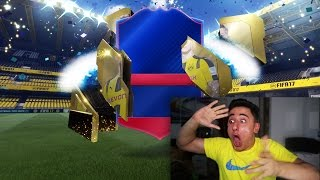 2 BLUES IN ONE PACK OPENING!!! - FIFA 17 TOTT PACK OPENING